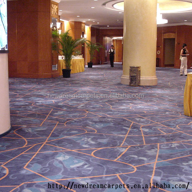 Hand Tufted Carpet for Hotel Room, High Quality Carpets and Area Rug, Viscose Carpet