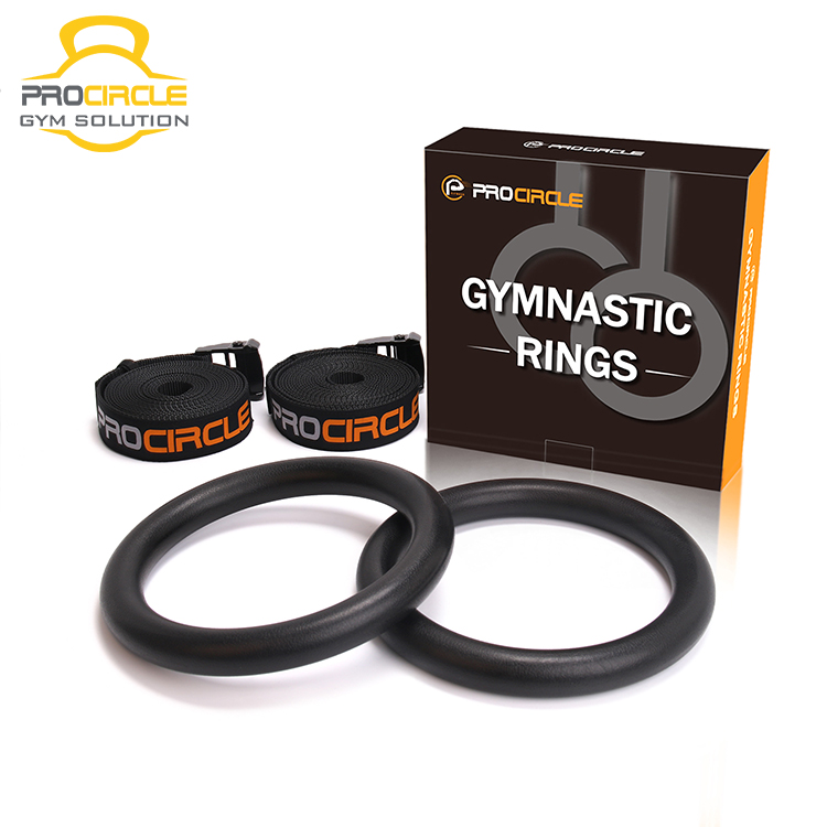 Fitness Training ABS Gymnastic Rings