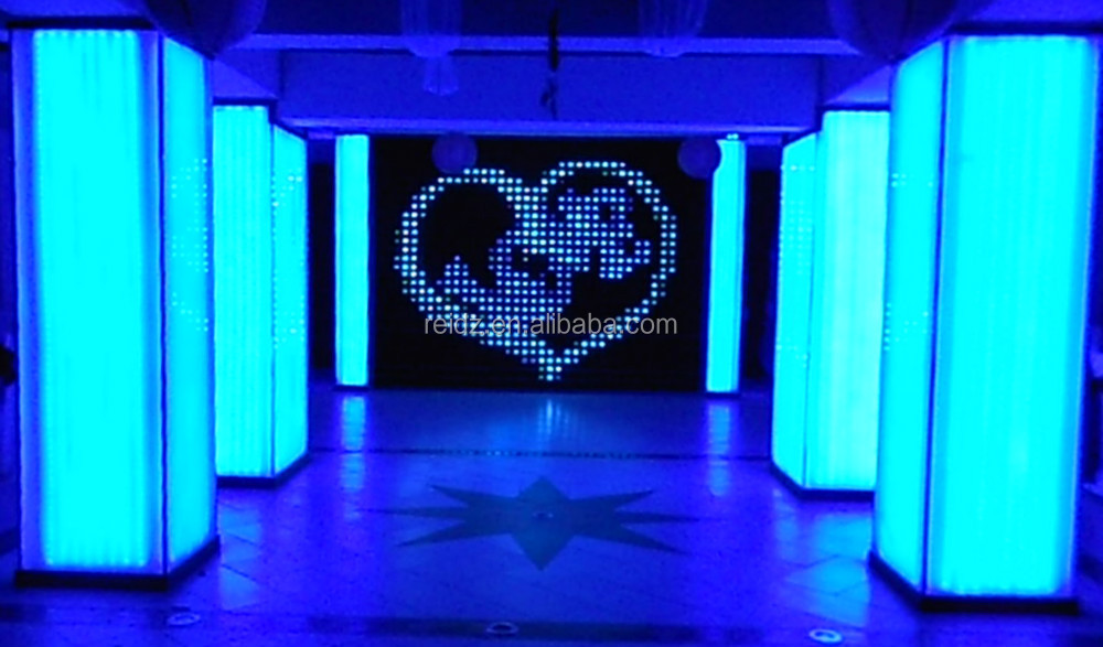 Video Animation Graphics Fuction Stage Fabric Backdrop Dmx 512 ...