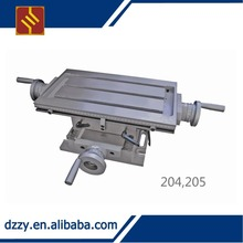 Precision Cross slide Work Table for Milling and Drilling Machine