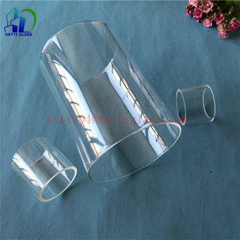 Hot New Products Design Eco Friendly Borosilicate Glass Tube Manufacturers  In India China Large Diameter Made Low Price - Buy Borosilicate Glass Tube