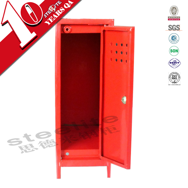 Luoyang steelite petit rouge porte simple mini bureau for Petit bureau simple