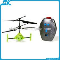 I Love U Flying Saucer Infrared Control RC Quadcopter UFO