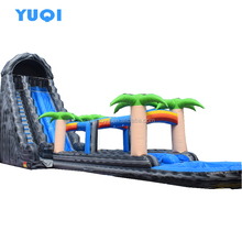 Hot sales inflatable slide for water park