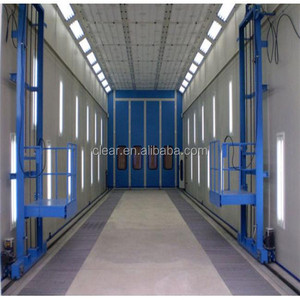 bus/boat/truck spray booth HX-1200L paint drying oven