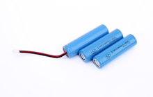 Rechargeable electric motorcycle lithium battery pack 18650