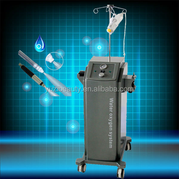 2014 Portable Facial Care Skin Rejuvenation Oxygen Jet Peel Machine-Oxy Newest
