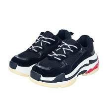 New Products 2018 혁신적인 품 듯한 투박한 Platform Shoes Retro Shoes Women Sneakers