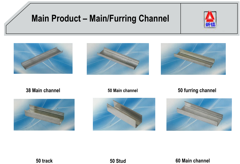 Small Metal Parts For Furring Channel Ceiling T Grid Buy