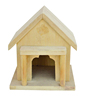Graceful Protect Bird Against Wind and Rain Wooden Bird House
