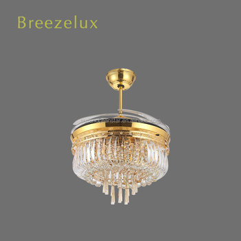 Attractive European Style Luxurious And Gorgeous Stealth Blades Crystal Tassel  Decorative Pendant Lights Pictures