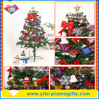 Best Selling Christmas gift Christmas tree decoration,60~210cm christmas tree with Led light