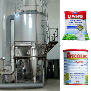 Automatic milk powder production line auto powdered milk processing plant machinery good price for sale