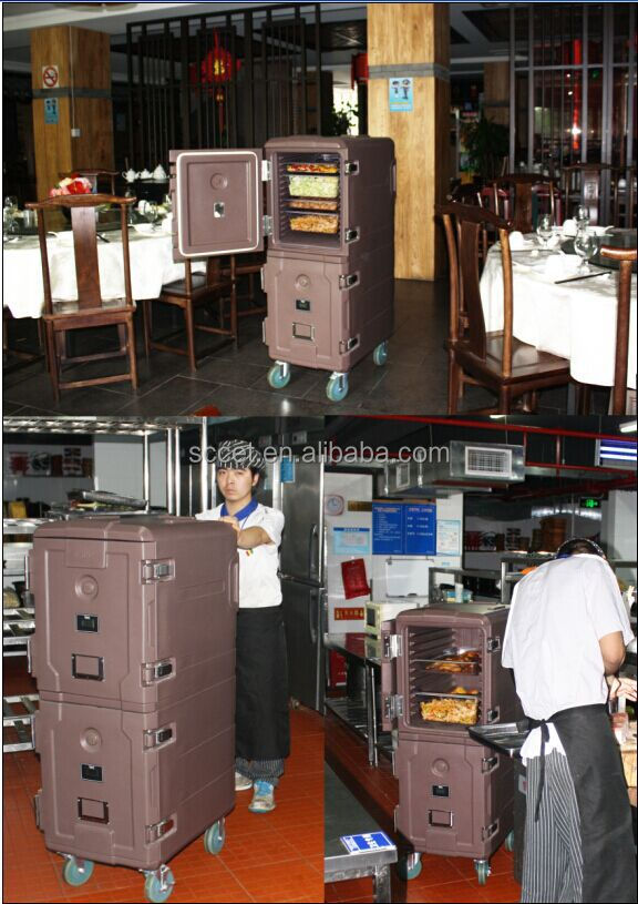 Insulated Food Warmer Cabinet Used For Hotel,Restaurant - Buy ...