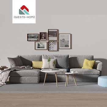 Modern Sofa With Belgium Top Class Fabric Cane Carrefour Chaise Cheap  Wooden L Shape Inflatable Sofa Sets - Buy Cheap Sectional Sofa,Cheap Corner  ...