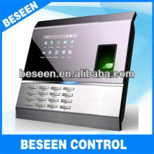 Colorful Fingerprint Time Attendance System Time Recorder IC card Reading+LAN Connection BS160