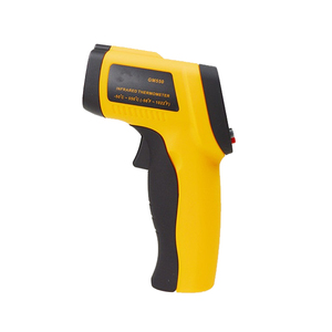 GM550 Gun Type Non Contact Infrared Thermometer for Temperature Measuring