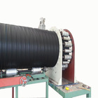 200-3000mm steel reinforced spirally wound HDPE sewer pipe machine