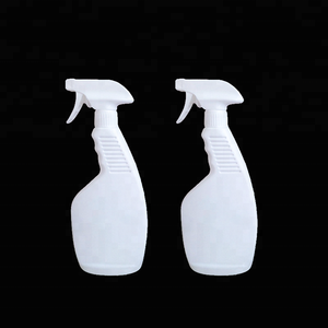 250 ml pet hdpe pe 500ml Water Mist Spray Bottle With Trigger Pump