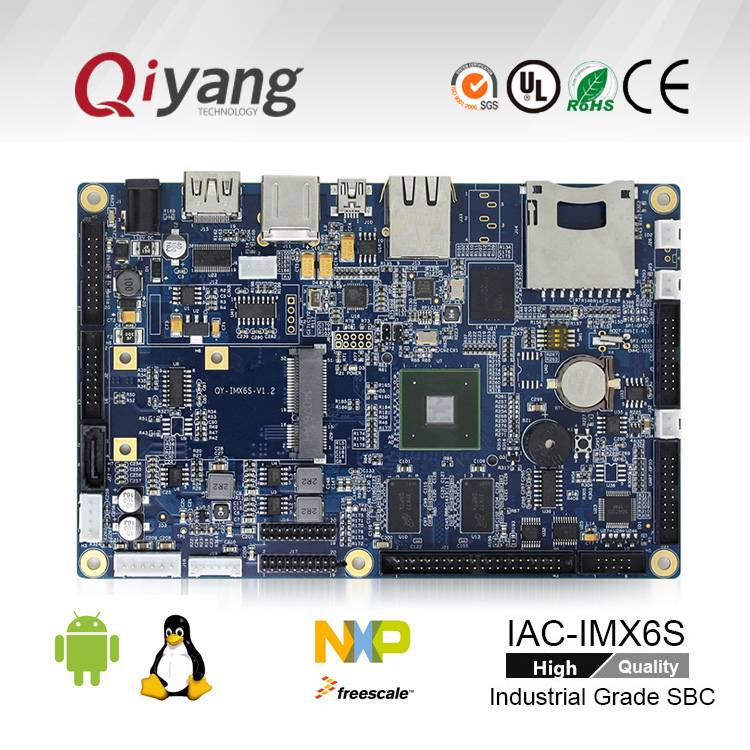 Freescale I.mx6 Cortex-A9 Solo/Dual/Quad Core Android Single Board Computer(SBC)