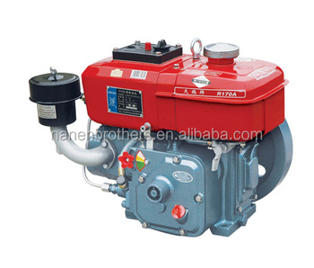 R170a 4hp light weight small pump boat diesel engine buy for 5 hp motor weight