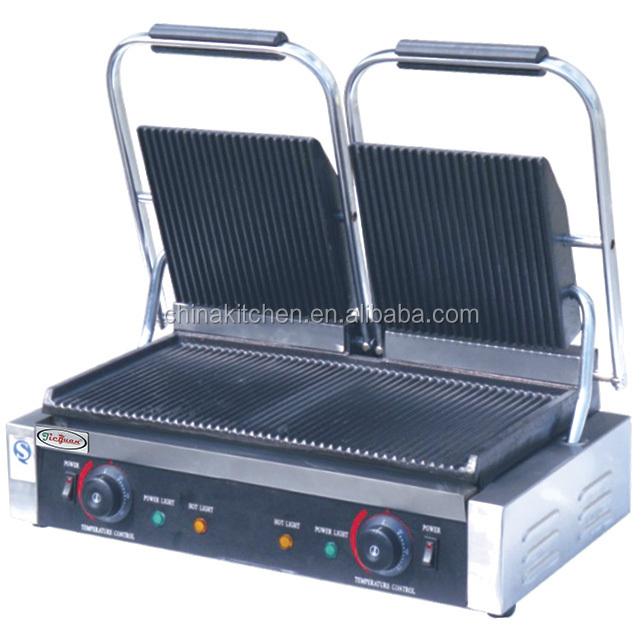 Commercial Grill Sandwich Machine / Sandwich Griddle