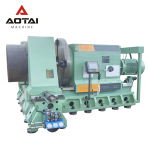AOTAI OCD-630 219-630mm stationary high speed large size pipe cold beveling grooving shaving chamfering machine