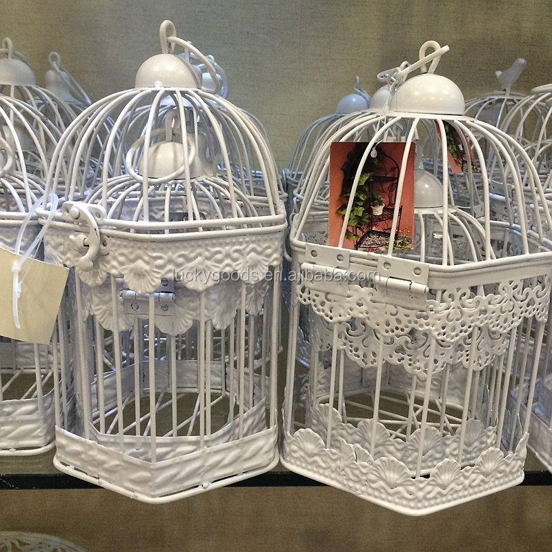 Hanging Small Decorative Iron Wire Bird Cage Wholesale ...