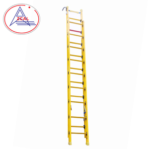 Factory Direct Cheap Telescopic Retractable Step Ladder