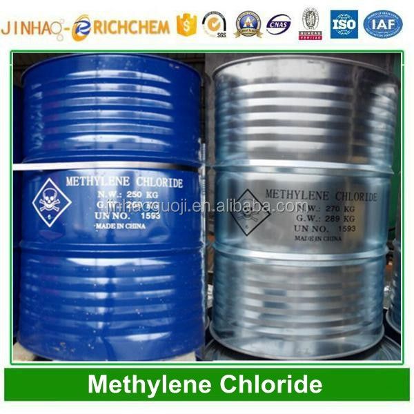 The best quality of methylene di chloride /MC/MDC99.99%