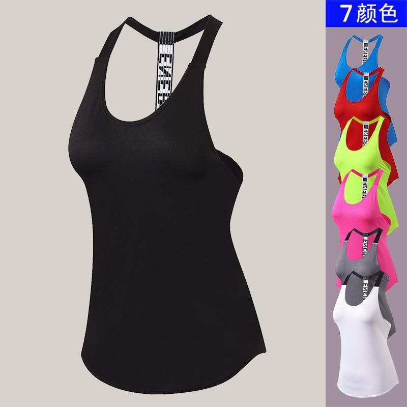 Women Gym Sport Vest