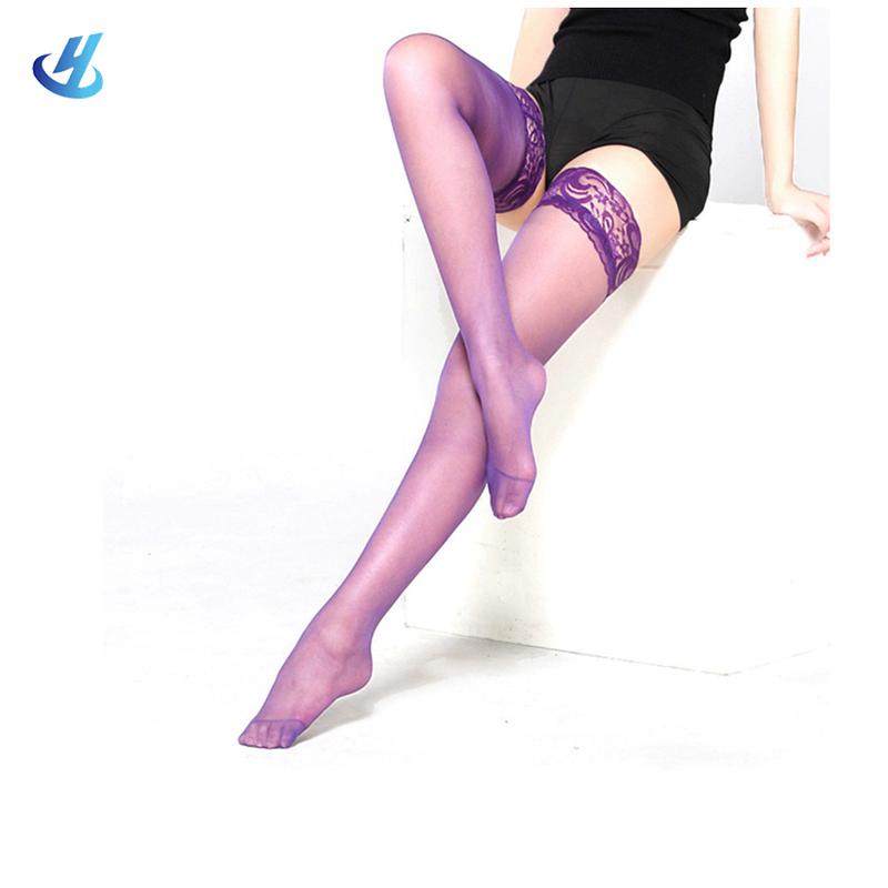 Seems hot girls in silk socks