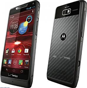 Motorola Droid RAZR M, Black 8GB, No Contract (Verizon Wireless)