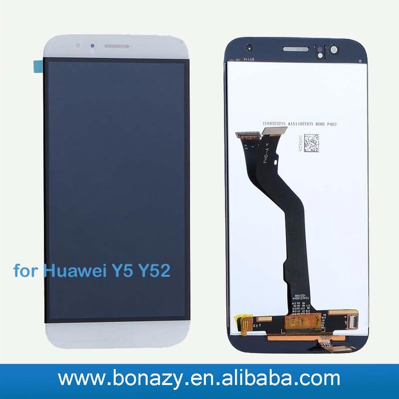 Full Front LCD Display and Touch Screen Digitizer Assembly for Huawei Y5 Y52 Y511 Y5-2