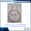 JUNXIANG Bajaj 3 wheelers speedometer cable motorcycle control cables india market OEM:AA191082