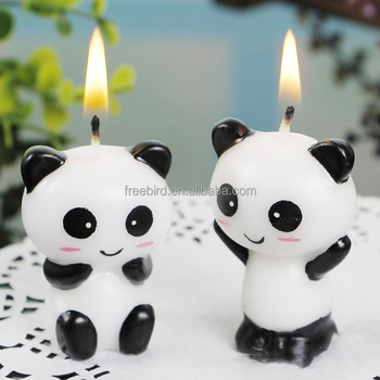 Unique Animal Shape Birthday Cake Paraffin Wax Candle Buy Animal
