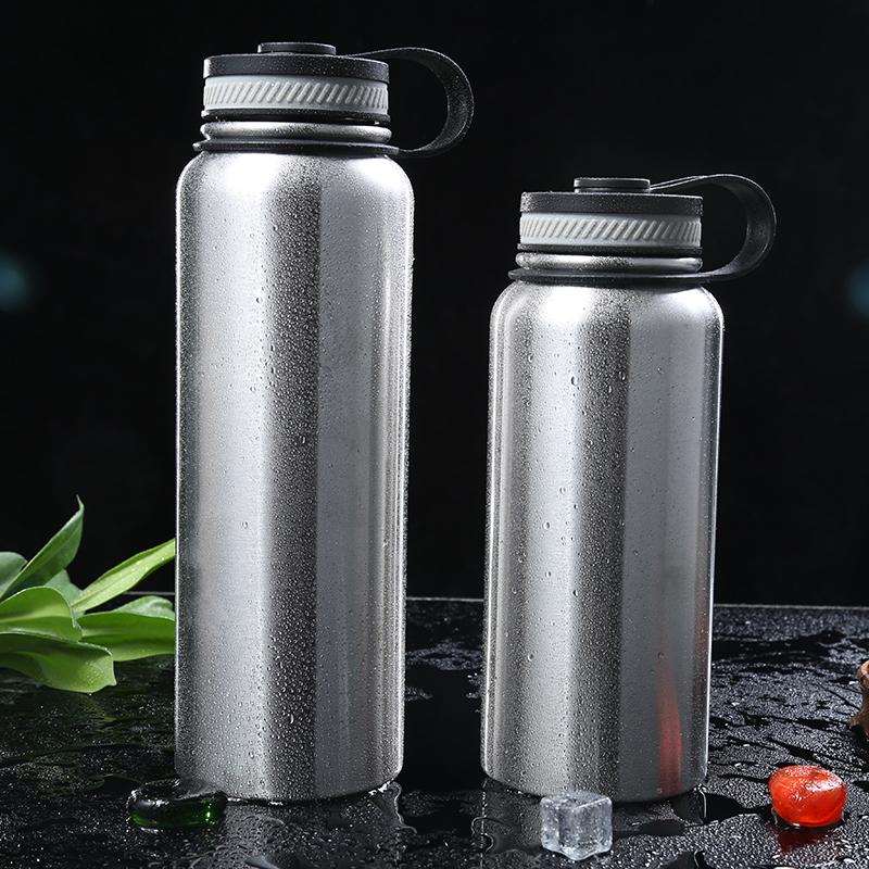 Hydro Flasche des Edelstahl mit Isolierung Standard Flasche Trinken Mund
