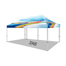 Negozio 10x20ft commercio mostra mostra baldacchino gazebo roof top tenda per eventi