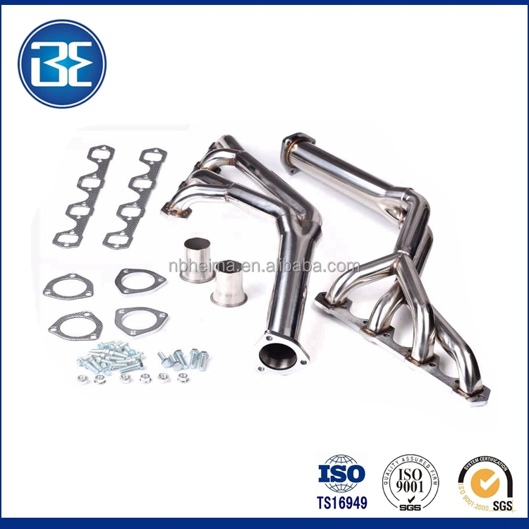 for Ford 86-93 Mustang Stainless Steel Exhaust Headers 5.0L 260-289 302-351