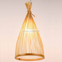 hot sale high quality bamboo lamp shades lighting
