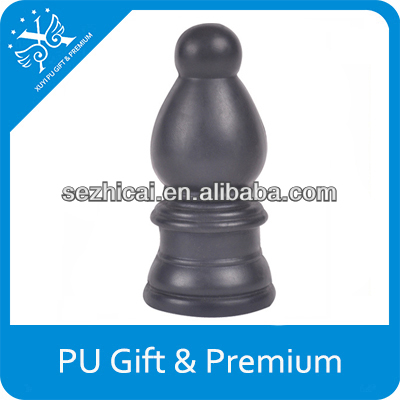 International ches foam toy chess piece squeezie queen stress relievers cheap chess sets