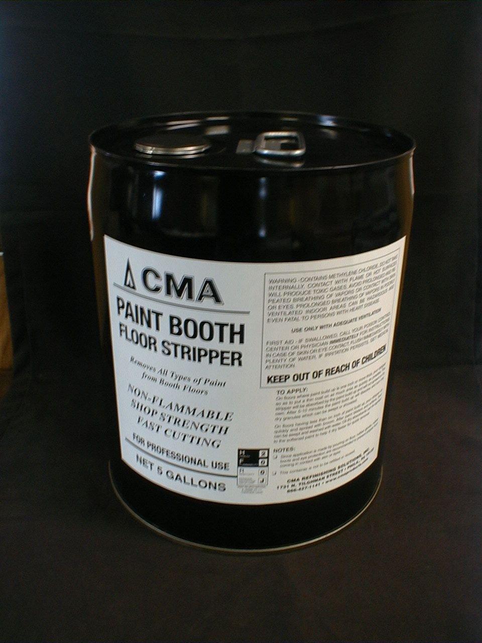 Cma pintura stand piso stripper otros pinturas y revestimientos identificaci n del producto - Pinturas y revestimientos ...
