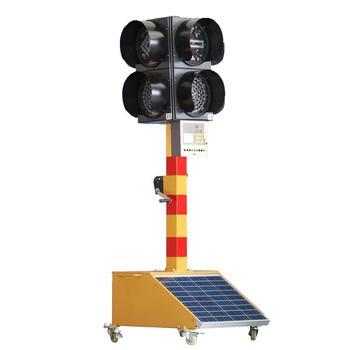 Chinese Solar Traffic Light Manufacturer Portable Traffic