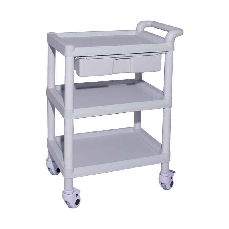 High Quality Medical Dressing Trolley
