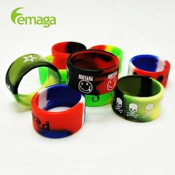 7f94bbd0174 Lemaga vape band silicone vapor ring bands band vape wrist anti slip for  mechanical mods jpg