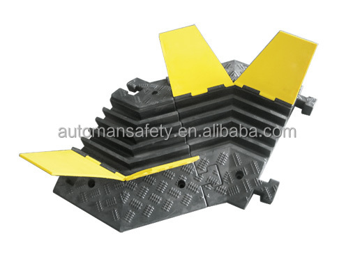 Recycled Rubber Floor Cable Covers U0026 Protectors
