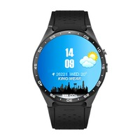 2019 Smart watch KW88 android smar twatch mobile watch phones AMOLED round screen high quality