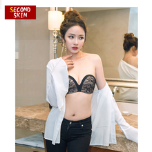 Manufacturer HOT Underwear Seamless New Magic Backless Push Up Cloth Nubra Strapless Invisible Sexy Hot Bra For Women and Girls