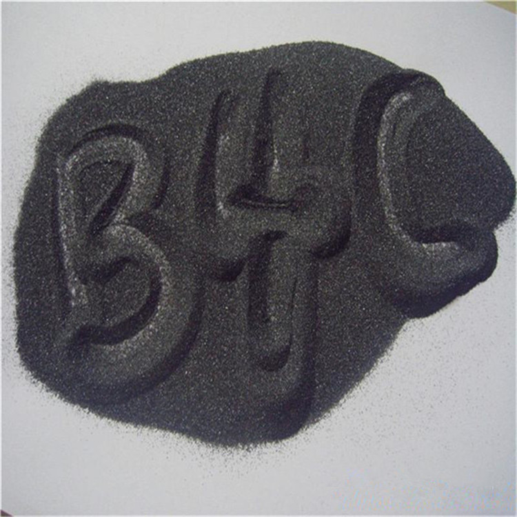 Hot sale high hardness abrasive boron carbide with low price