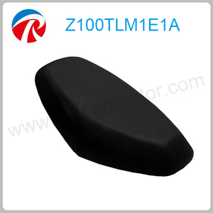 Smart competitive motorcycle rear cushion seat